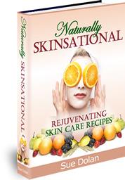 facial recipes natural skin care ebook