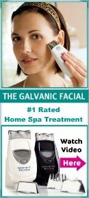 Galvanic Home Spa System