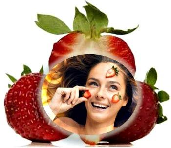 Easy Strawberry Smoothie Recipe for a Homemade Facial Masks