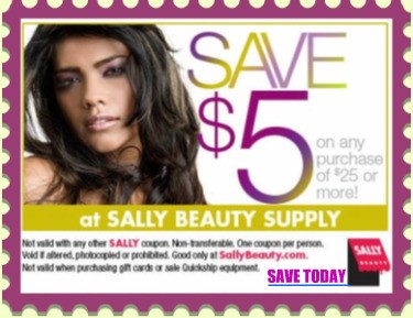 Sally Beauty Products | Discount Beauty Coupons