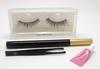 How to Put on False Eyelashes