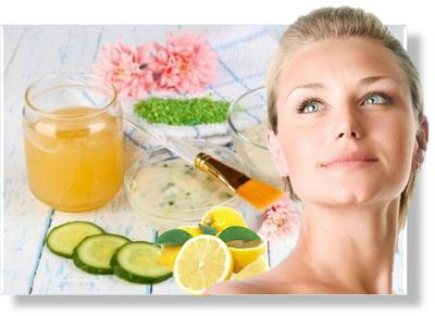 Who Knew Honey, Cucumber & Lemon Were Such Amazing Skincare Miracles?