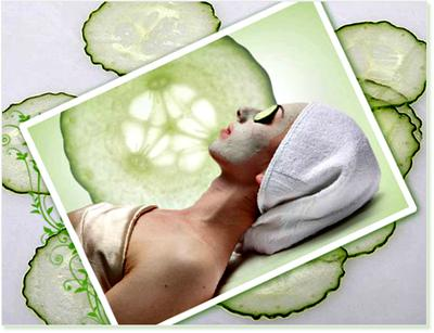 Cucumber Facial Mask Recipes are a Great Anti-Aging Treatment