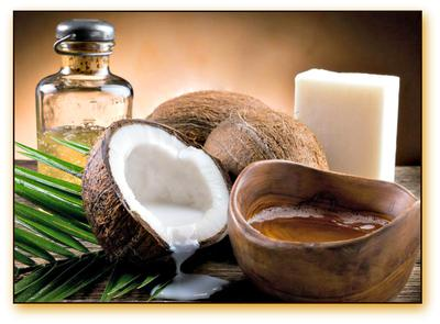 Natural Coconut Oil Lotion for Aging Skin Types