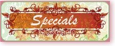 Skin Care Specials