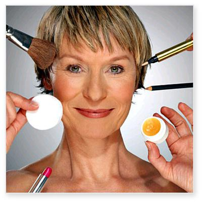 Top Beauty Secrets for Make-up for Older Women